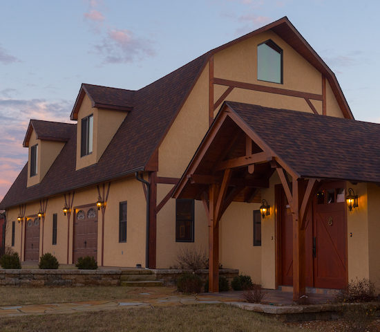 Midwest Custom Timber Frames Onwezen