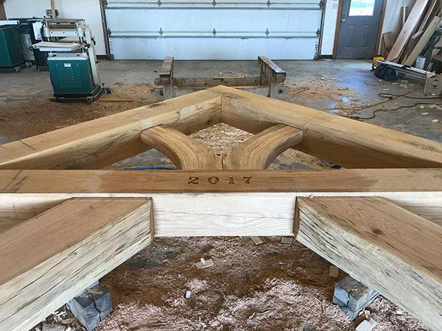 Midwest Custom Timber Frames Paris