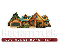 Midwest Custom Timber Frames Hochstetler Log homes